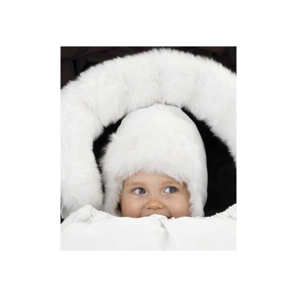 Elodie Details White Edition talvemüts