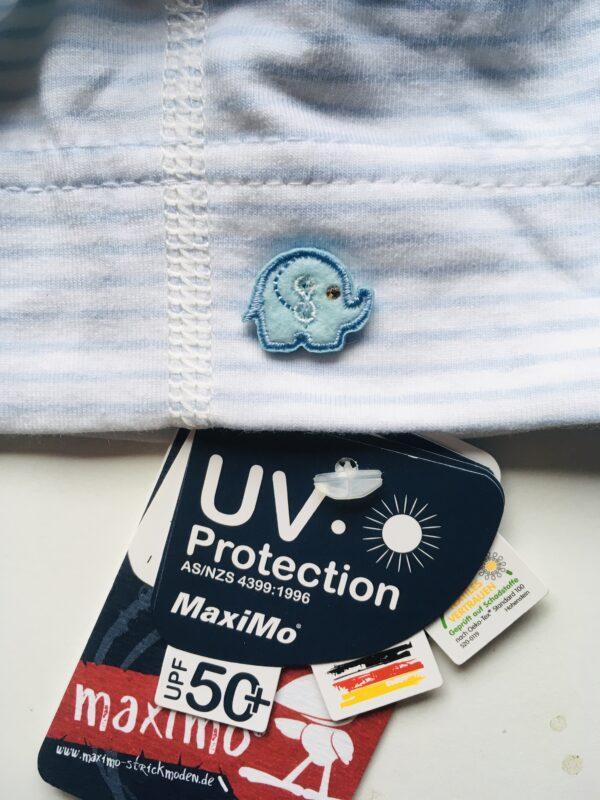 Beebimüts UV kaitsega 50+