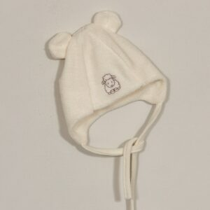 Meriinovilla müts voodriga