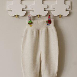 Meriinovilla soojad frotee püksid